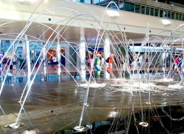 Fountain-Shiny