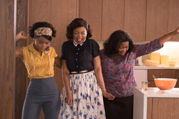 Hidden Figures Day 17